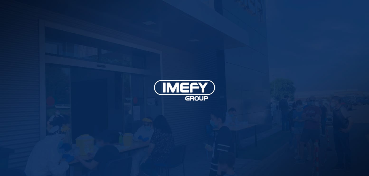 Imefy carries out serological tests for workers and their families