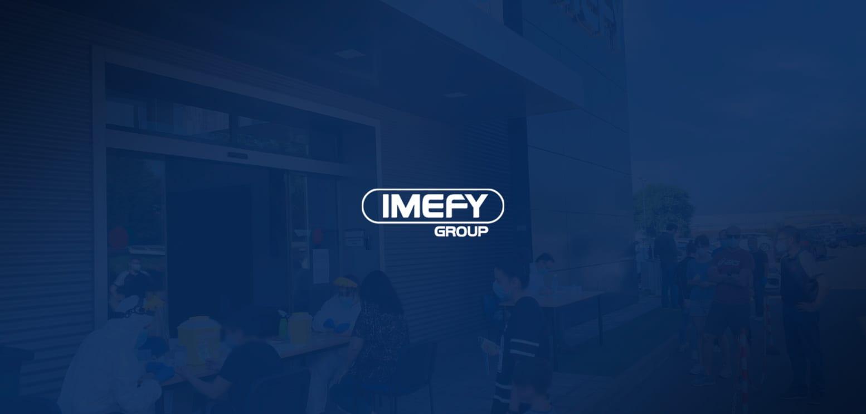 CCOO reconoce la gestión de Imefy con los test serológicos realizados